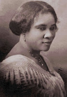 Madam Walker, age 42. A'Lelia Bundles/Walker Family Collection