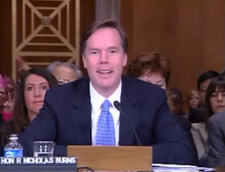 R. Nicholas Burns, Under Secretary for Political Affairs, Testimony Before the Senate Foreign Relations Committee