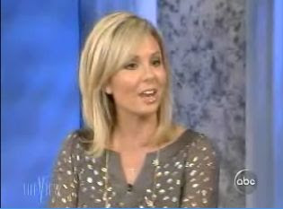 Elisabeth Hasselbeck pregnant with second child, vidcap from the view 3