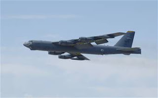 B-52 Stratofortress, U.S. Air Force photo/Airman 1st Class Christopher Boitz