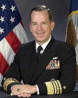 nomination of Admiral Mike Mullen to be America's next Chairman of the Joint Chiefs of Staff