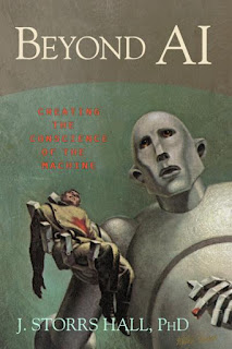 Beyond A.I. -- Creating the Conscience of the Machine. Caption: 408 pages, ISBN 978-1-59102-511-5, Hardcover $28, Publication May 2007, Credit: Prometheus Books, Usage Restrictions: None.