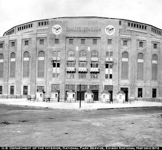 Yankee Stadium, From Edison National Historic Site, National Park Service (NPS), U.S. Department of the Interior