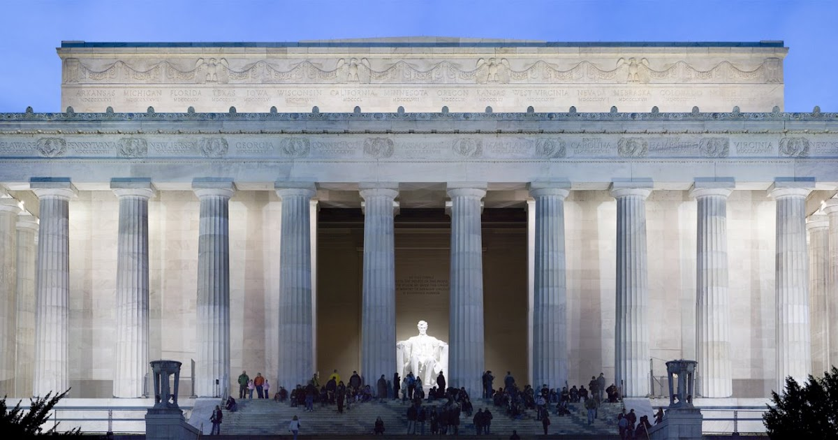 lincoln memorial building clipart. lincoln memorial building clipart l