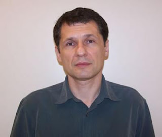 Caption: Nanoscale Interdisciplinary Research Team Principal Investigator Andrey Chabanov. Credit: Kris Edward Rodriguez. Usage Restrictions: None.