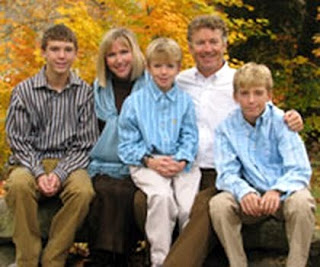 Rand Paul and Family