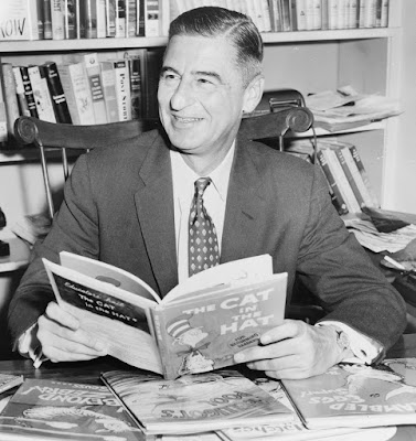 Dr. Seuss Ted Geisel
