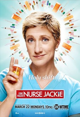 Follow Nurse Jackie on Twitter