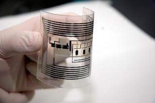 Nano-Based RFID Tags