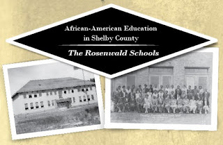 African-American Education in Shelby County: The Rosenwald Schools