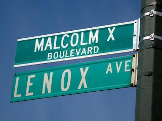 Malcolm X Boulevard, Lenox Ave.