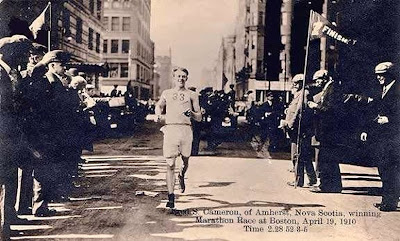 Boston Marathon Finish Line.1910