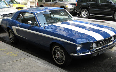 Classic 1966 Ford Mustang