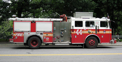 New York City Firetruck