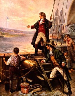 Francis Scott Key The Star Spangled Banner clipart