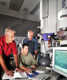 Material Characterization Analysts