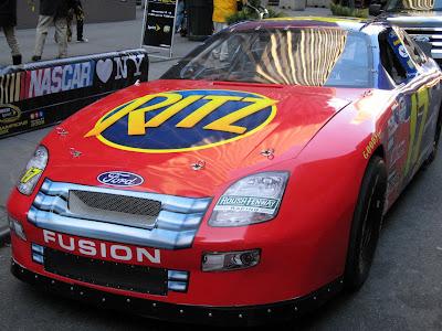 NASCAR championship week in New York City