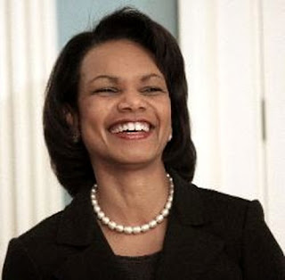 Serving America Secretary Condoleezza Rice