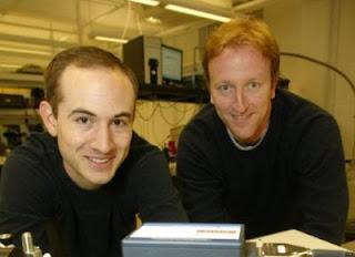 Kale Franz and Stefan Menzel