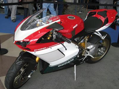 Ducati 1098 Super Bike