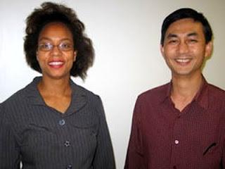 Dale Hardy, Ph.D., and Xianglin Du., M.D., Ph.D.