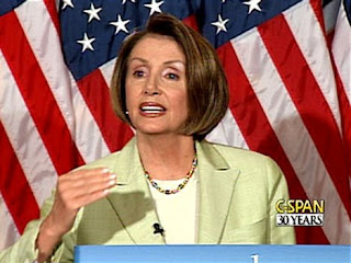 Nancy Pelosi claims CIA mislead her about Torture Methods