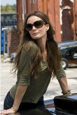 Burn Notice Gabrielle Anwar