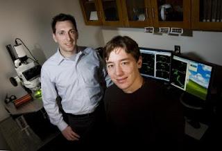 Ben Yellen and Randall Erb
