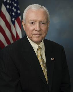 Senator Orrin G. Hatch