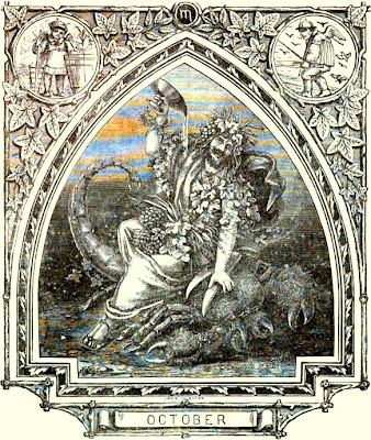 October The book of days