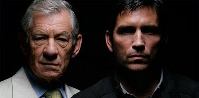 Ian McKellen As 2 Jim Caviezel As 6 AMC's The Prisoner 2009