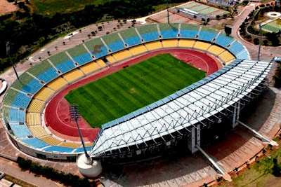 Royal Bafokeng Stadium 2010 FIFA World Cup