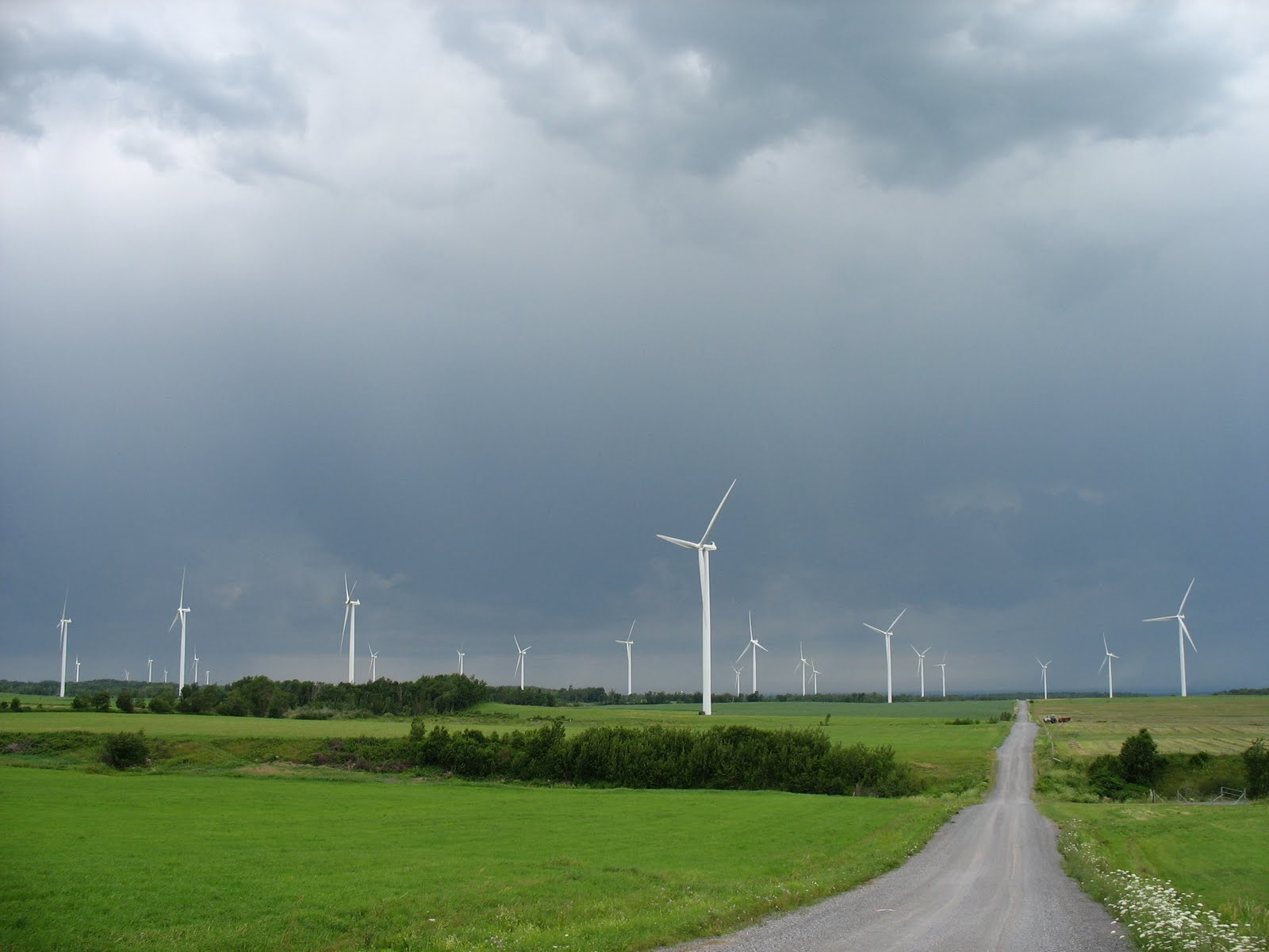 Wind power is the conversion of wind energy into a useful form, such ...