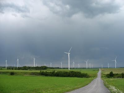 Wind Turbine Energy Facility