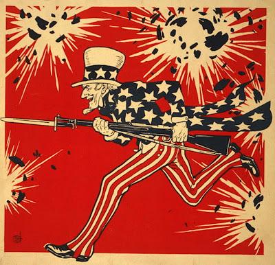 Uncle Sam's birthday July 4th