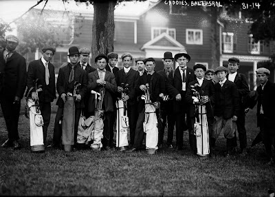 Golf Caddies Baltusrol