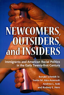 Newcomers, Outsiders and Insiders