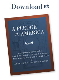 A Pledge to America download PDF