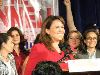 Christine O'Donnell's Victory Speech