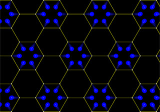 graphene lattice