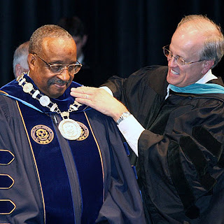 Dr. David G. Carter, Sr., as Chancellor of the CSU System