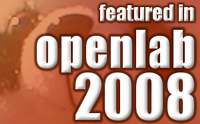 Open Lab 2008 winner