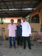Bersama MP Rembau YB Khairy Jamaluddin