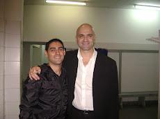 Pablo con Gerardo!!
