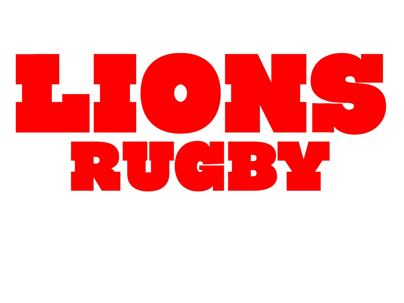 Fangupo Lions Rugby
