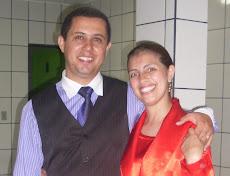 Pastor André e Pastora Carla