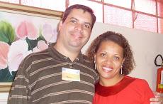 Pastor Rodrido e Pastora Lucineide