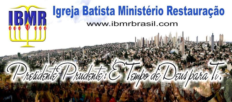 Igreja Batista Ministério Restauração