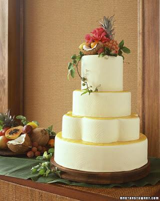 Wedding Cake Decoration Fruits