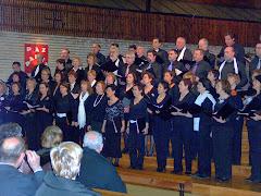 Concierto con  el Coro Udaberría'08